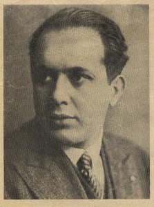 Marc Lavry circa 1930