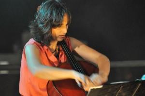 Cellist Racheli Galay